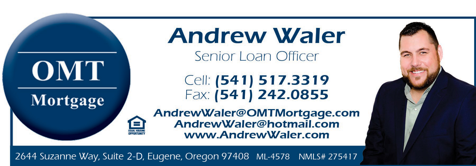 Mortgage Loan Officer in Eugene